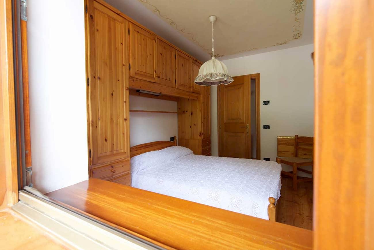 Appartamento A - Casa Balestra Camping Civetta - Val di Zoldo