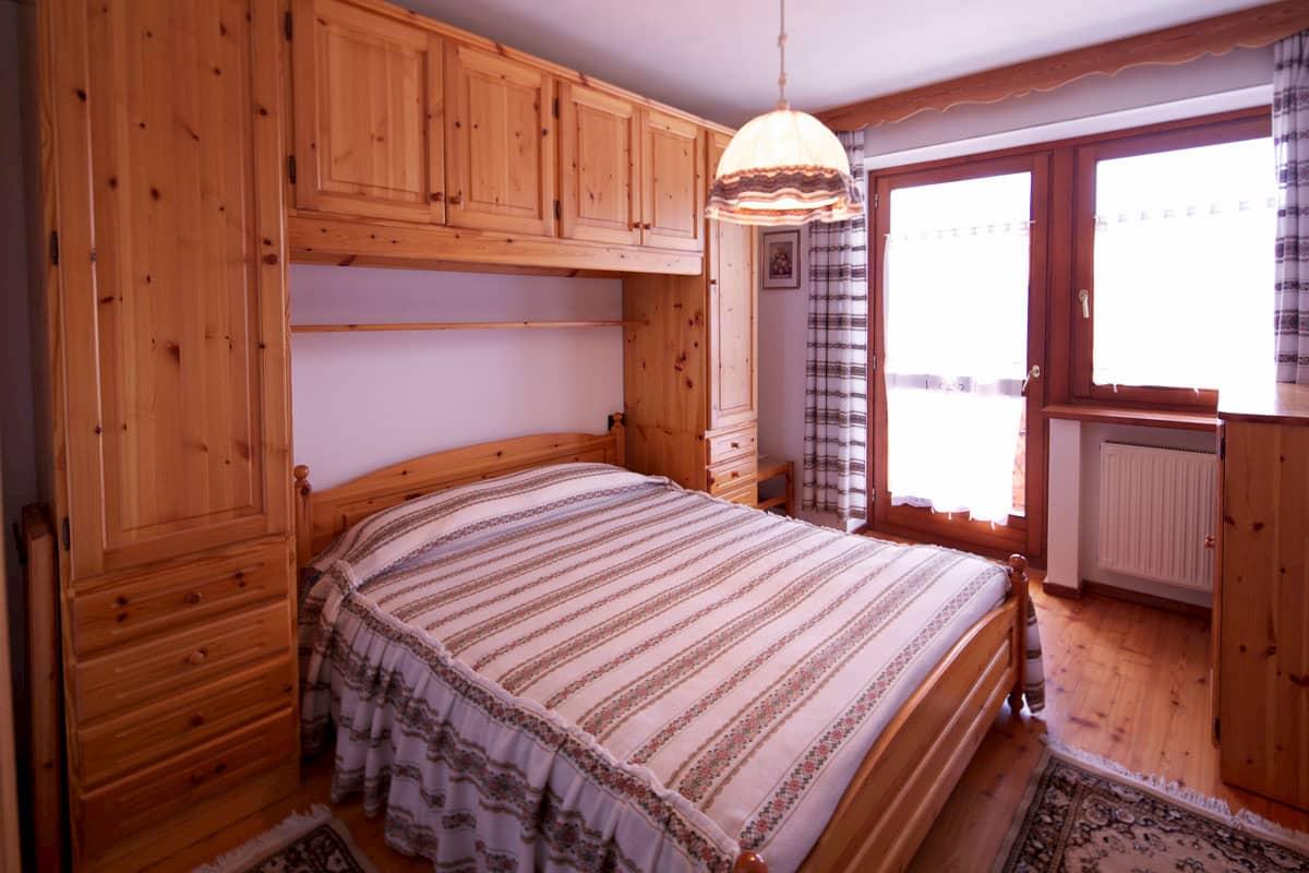 Appartamento C - Casa Balestra Camping Civetta - Val di Zoldo