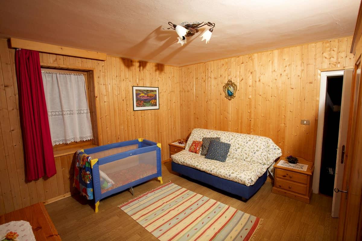 Appartamento Terzo Piano - Casa Momi Camping Civetta - Val di Zoldo