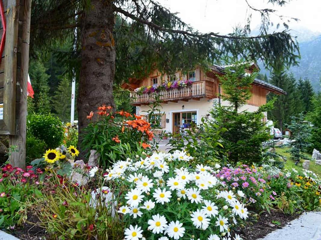 Deposito Sci Camping Civetta della Famiglia Balestra - Val di Zoldo