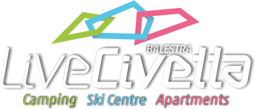Logo Camping Civetta della Famiglia Balestra in Val di Zoldo