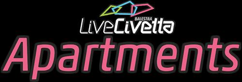 Logo Apartments Camping Civetta della Famiglia Balestra - Val di Zoldo