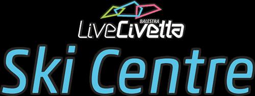 Logo Ski Centre - Camping Civetta della Famiglia Balestra - Val di Zoldo