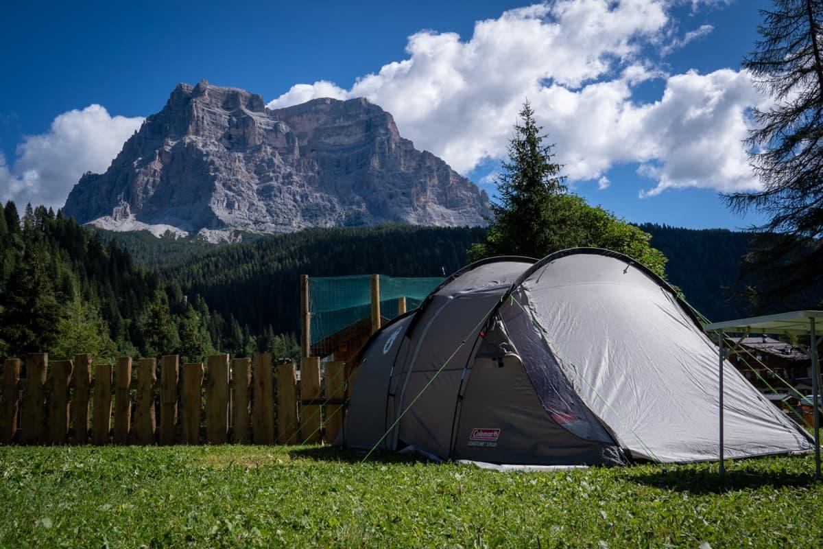 Camping Civetta della Famiglia Balestra - Val di Zoldo